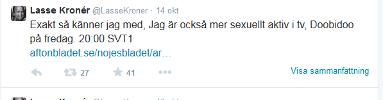 Kroners sextweet
